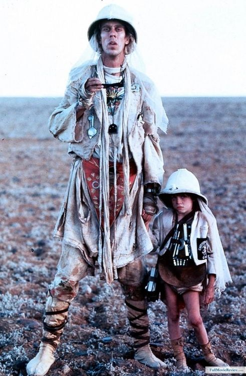 Mad Max characters that look like John Blanche could have made them!