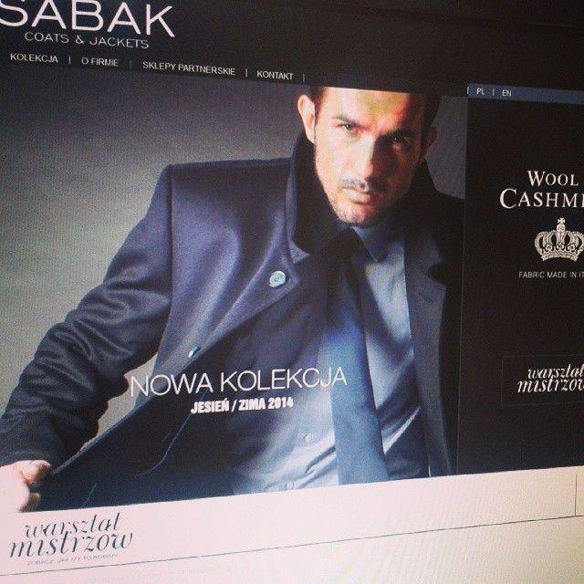 www.sabak.pl | #website #strona #razdwaprojekt #MODX www.razdwaprojekt.pl/portfolio/sabak
