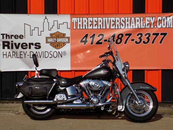 Used 2005 Harley-Davidson FLSTCI Motorcycles For Sale in Pennsylvania,PA. 2005 Harley-Davidson FLSTCI, SUPER CLEAN, SUPER LOW MILEAGE, SUPER LOW PRICED HERITAGE SOFTAIL! CHROME FORK LEGS, PERFORMANCE MUFFLERS, ENGINE GUARD AND MORE!