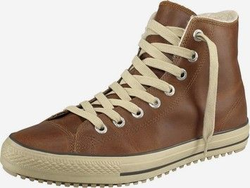 Converse All Star Boot Pinecone Sneaker - Braun