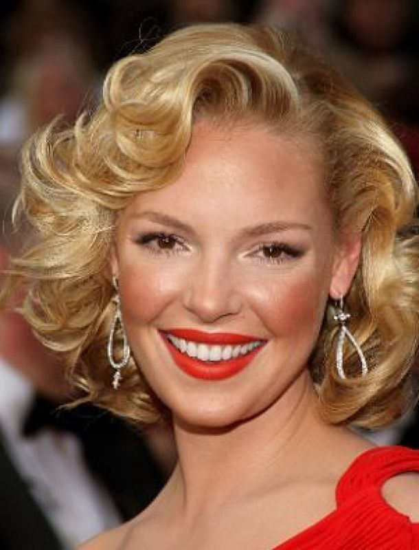 Easy Updos For Short Hair   ... 2012 Easy Hairstyles For Short Curly Hair Styles. Size: 264.82 KB