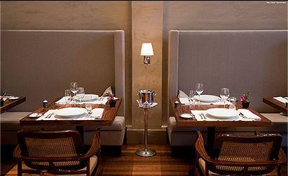 Alex Atala D.O.M. Restaurante - Rua Barão de Capanema, 549 - Jardins, São Paulo / SP - Brasil - Telefones +55 (11) 3088.0761