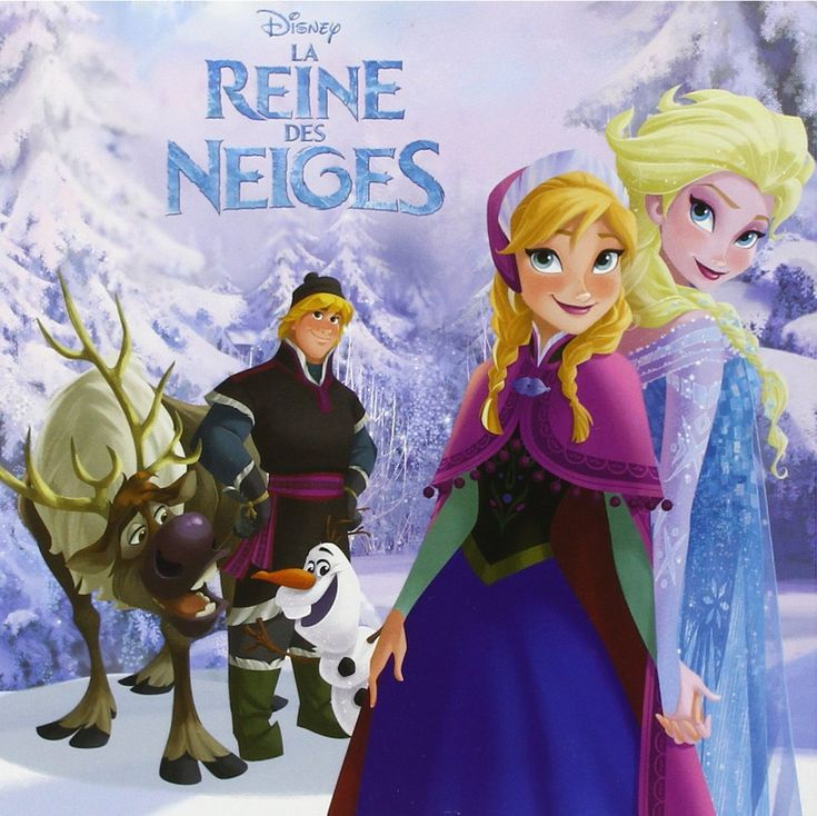 17 best images about la reine des neiges on pinterest - Reine des neiges en anglais ...