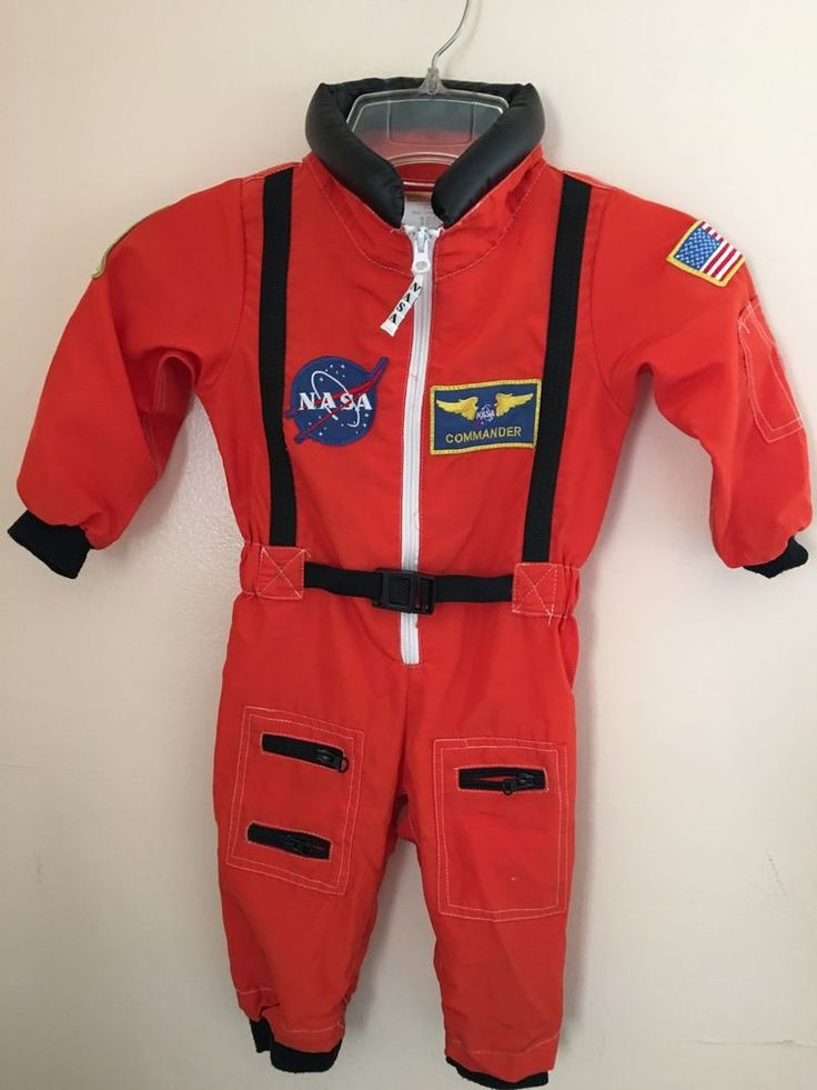 real astronaut jumpsuit -#main