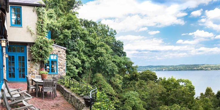 Charming New York Stone House Will Transport You Straight to Provincial France  - CountryLiving.com