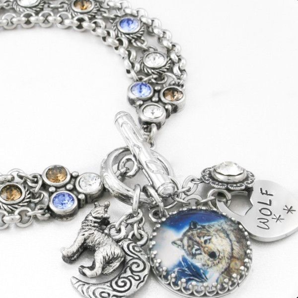 Wolf Charm Bracelet: 25+ Creative Wolf Pack Quotes Ideas To Discover And Try On