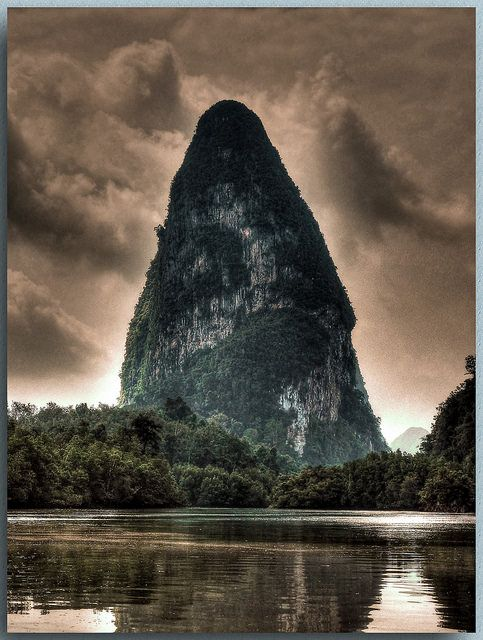 THAILAND -- Nationalpark Ao Phang Nga