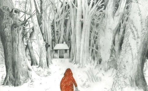 Anthony Browne - Into the forest