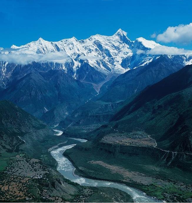 【西藏】探秘雅鲁藏布大峡谷    Yarlung Tsangpo