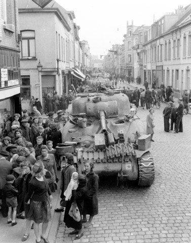 bevrijding- Antwerpen