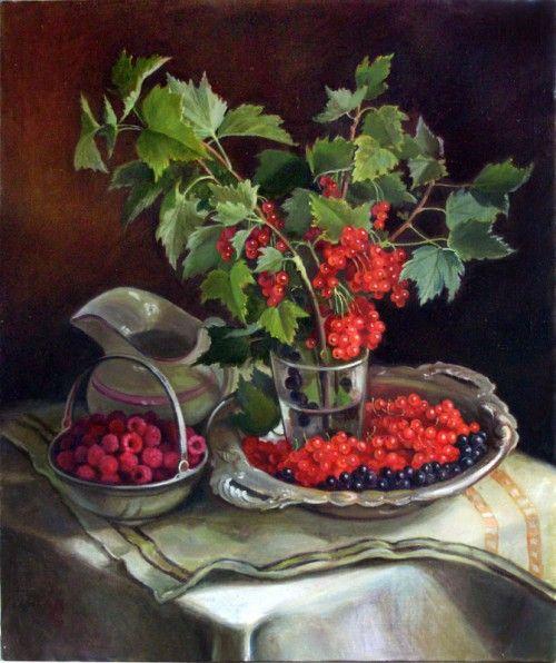 картины художника Елена Шумакова-13