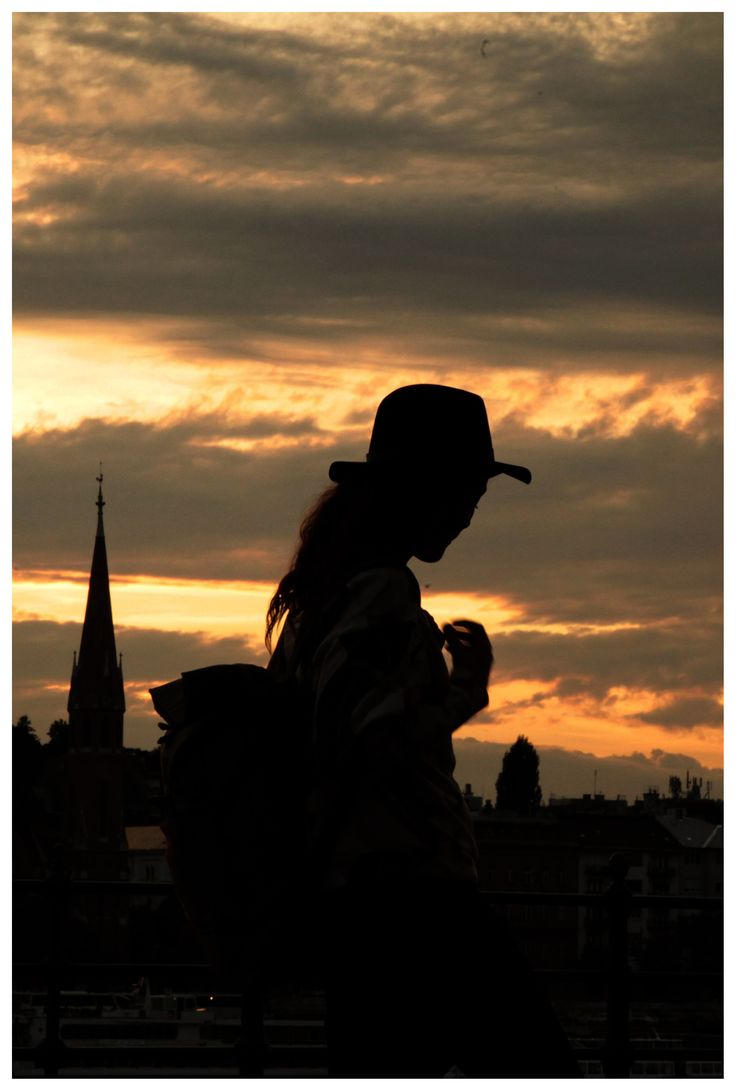 Photo by me. Photo: Diána Rigó #Rumex #beautiful #Summer #photography #music #summer_morning #sunset #sky #silhouette #Budapest #city #bohemian