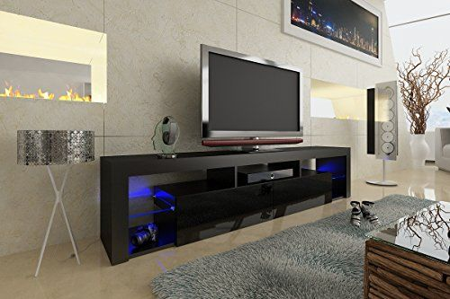 Domovero Helios 250 Modern Floating Tv Cabinet Wall Mounted Meble Tv