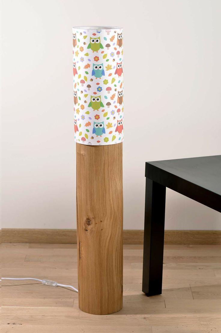 La lampe design en chêne massif pour la chambre de votre enfant : http://www.decostock.fr/lampadaire-original-pour-chambre-enfant,fr,4,blumen-lampe-lumetto90keedz.cfm#.UqnSMvTuKt4