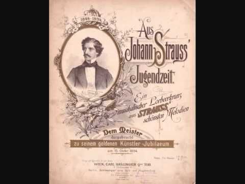 Eduard Strauss - Blüthenkranz Johann Strauss' Scher Walzer, op. 292