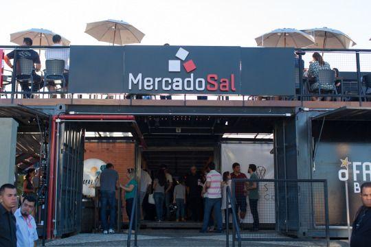 Purple Heart Emote 💜: Conhecendo o Mercado Sal