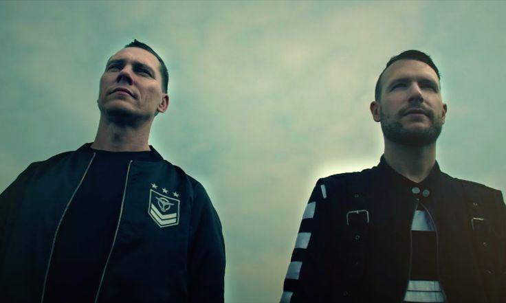 Tiësto & Don Diablo - Buono studio con www.compitoinclasse.org  Chemicals (feat. Thomas Troelsen) [Official Music ...