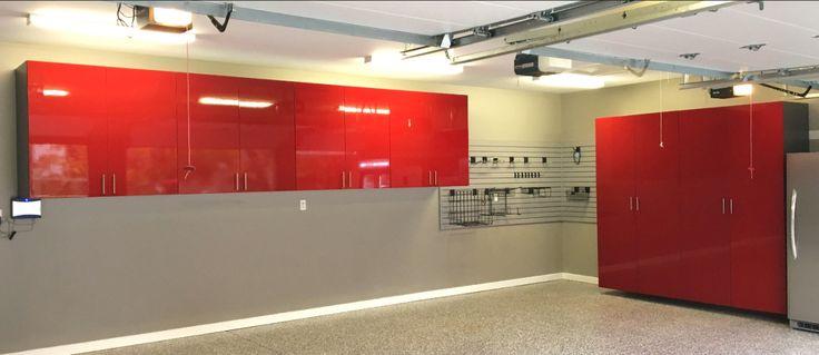36 best garage storage images on pinterest garage storage armoire and cabinets. Black Bedroom Furniture Sets. Home Design Ideas