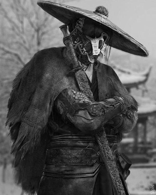 swordsman by s lpis • • • • • • • • •  #shinobi #assasin #warrior #samurai #manga #ниндзя #katana #art #digitalart #бусидо #japan #bushido #катана #воин #fantasy #blade #Ninja #самурай #Япония #samurai #japan #japanese #japan #japanesestyle #anime  #animeart #fantsay#asian #ronin #ронин