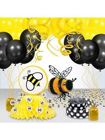 Bumble Bee Party Decoration Kit Glimpse By TheFind