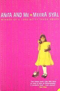 Anita and me / Meera Syal, 1997  http://bu.univ-angers.fr/rechercher/description?notice=000812725