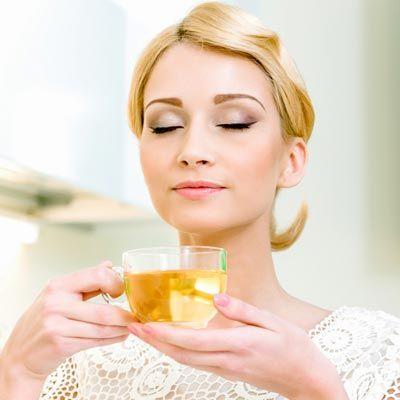 Entschlacken mit Tee zur Entschlackung und Entgiftung