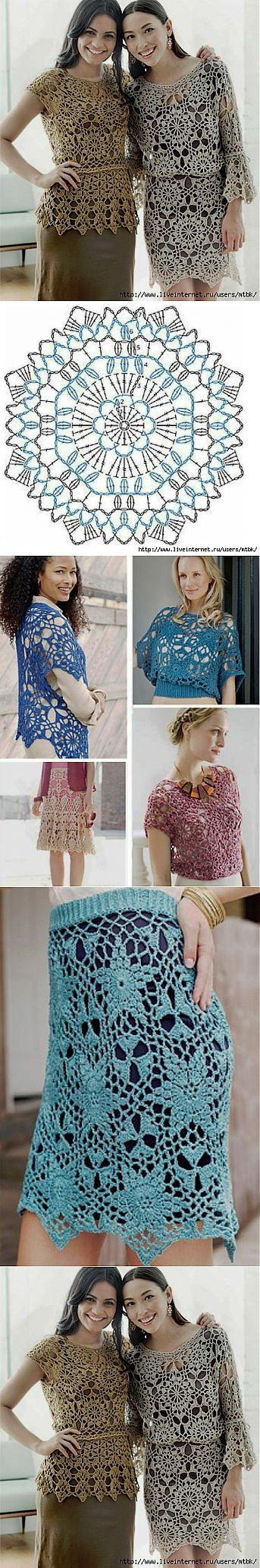 lovely crochet clothes
