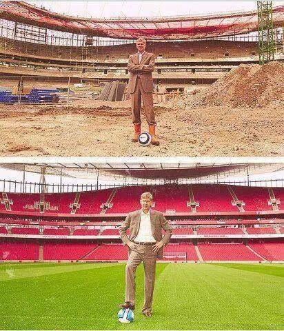 Arsenal - Arsene Wenger