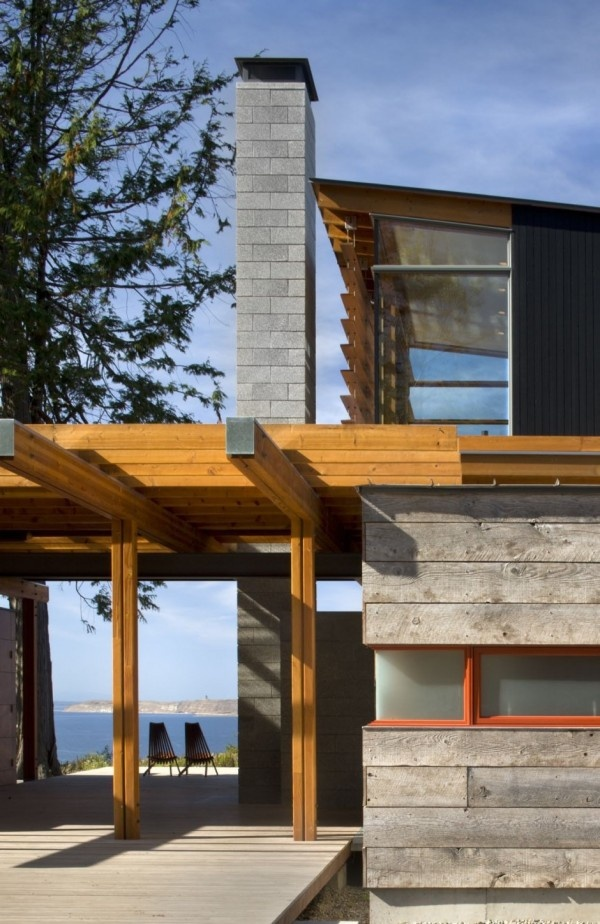 Port Townsend Residence by Bohlin Cywinski Jackson
