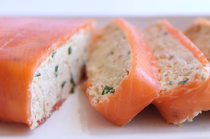 Smoked Salmon Terrine – The Complete Book