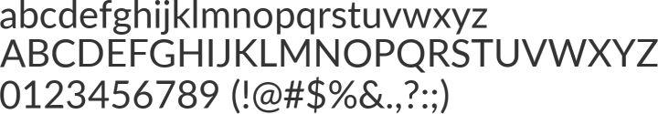 Lato Light-beautiful font for Christine Roberts Photography brand. #brandtrifecta