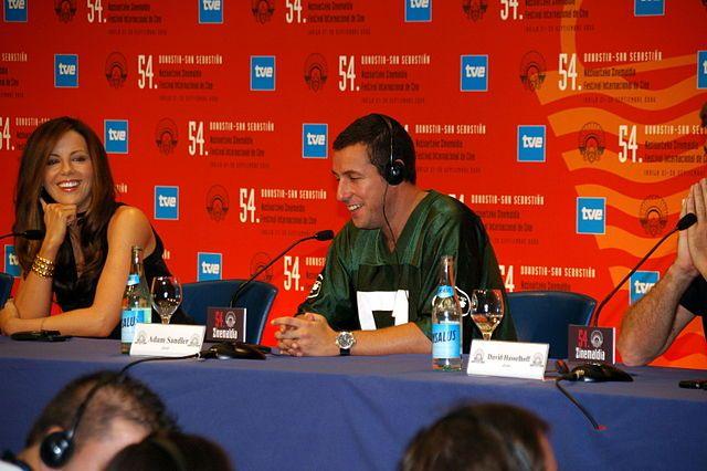 Adam Sandler's Netflix Deal And Four New Movies