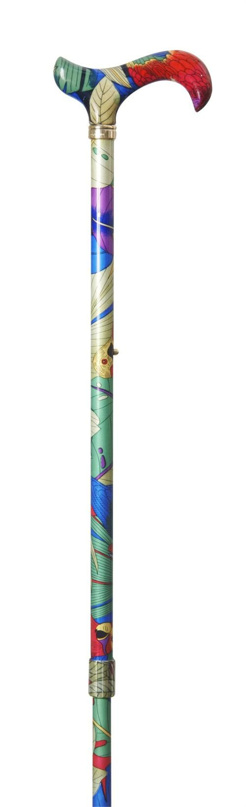 Fashion Derby in Tropicana Parrot Tropical Parrot is a glamorous stick for the…