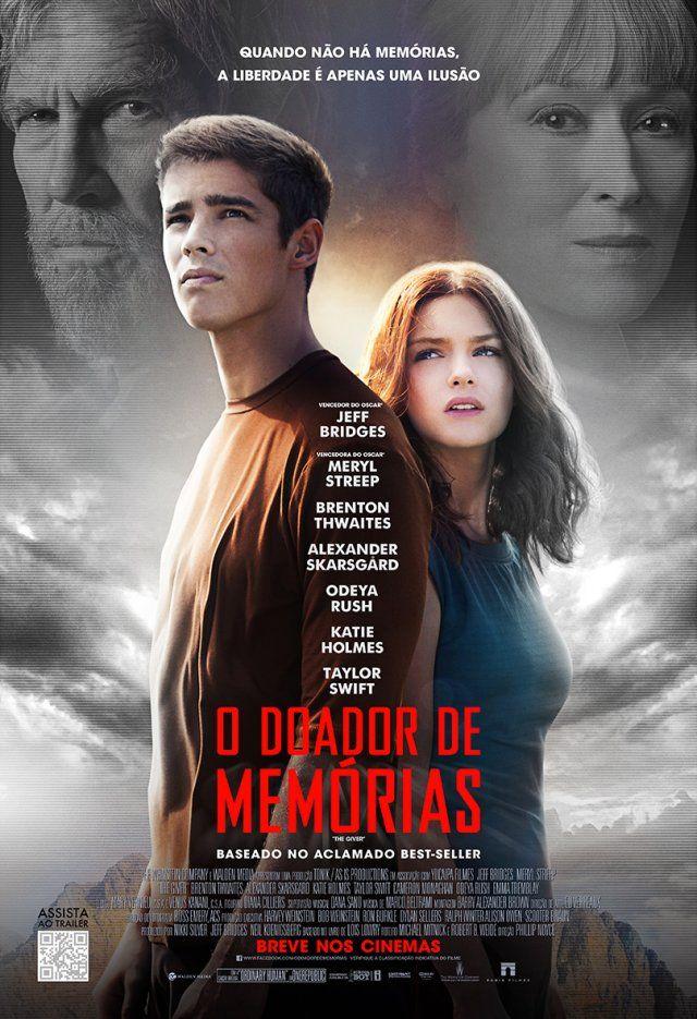 Um filme de Phillip Noyce com Brenton Thwaites, Jeff Bridges : Uma pequena comunidade vive em um mundo aparentemente ideal, sem doenças nem guerras, mas também sem sentimentos. Uma pessoa é encarre...