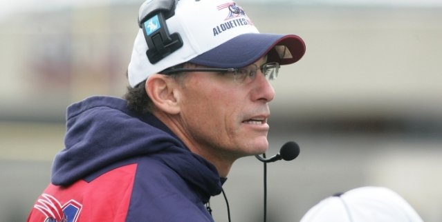New Chicago Bears Head Coach, Marc Trestman. Welcome to the Windy City Coach!