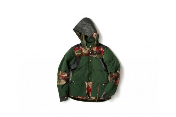 """DRx Romanelli x HEAD PORTER """"Army VS Navy"""" Collection 