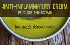 This anti-inflammatory cream is not a cure. But it definitely helps soothe the symptoms of psoriasis or eczema. It works well for me (I have psoriasis) and has worked well for others too. I'm trying to improve this anti-inflammatory recipe, so please send me your suggestions!