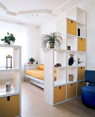 #zoning #white #yellow #interior #blue #fresh