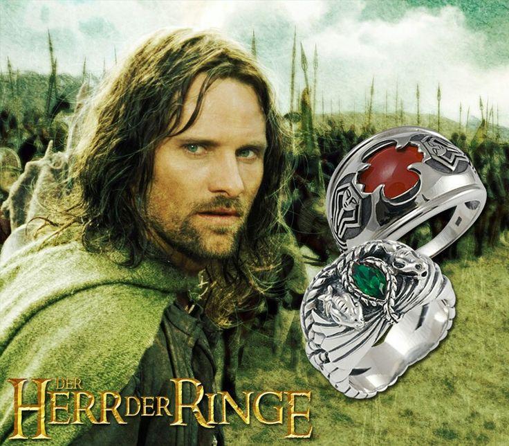 Mystische Ringe