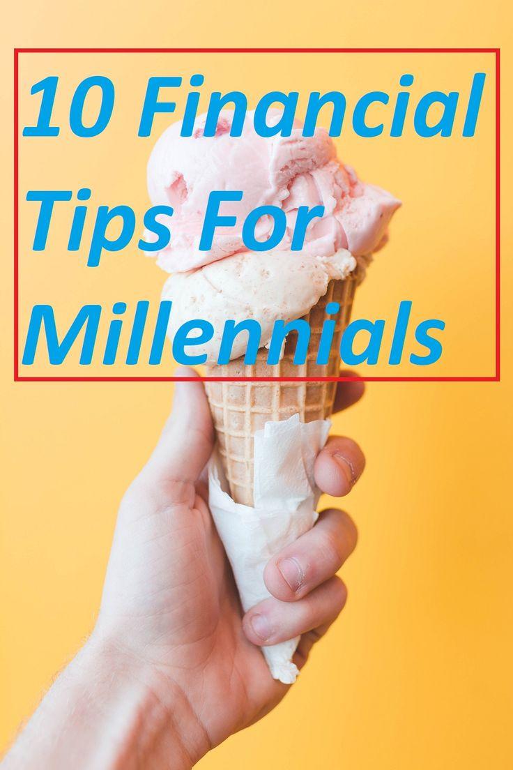 10 financial tips for millennials