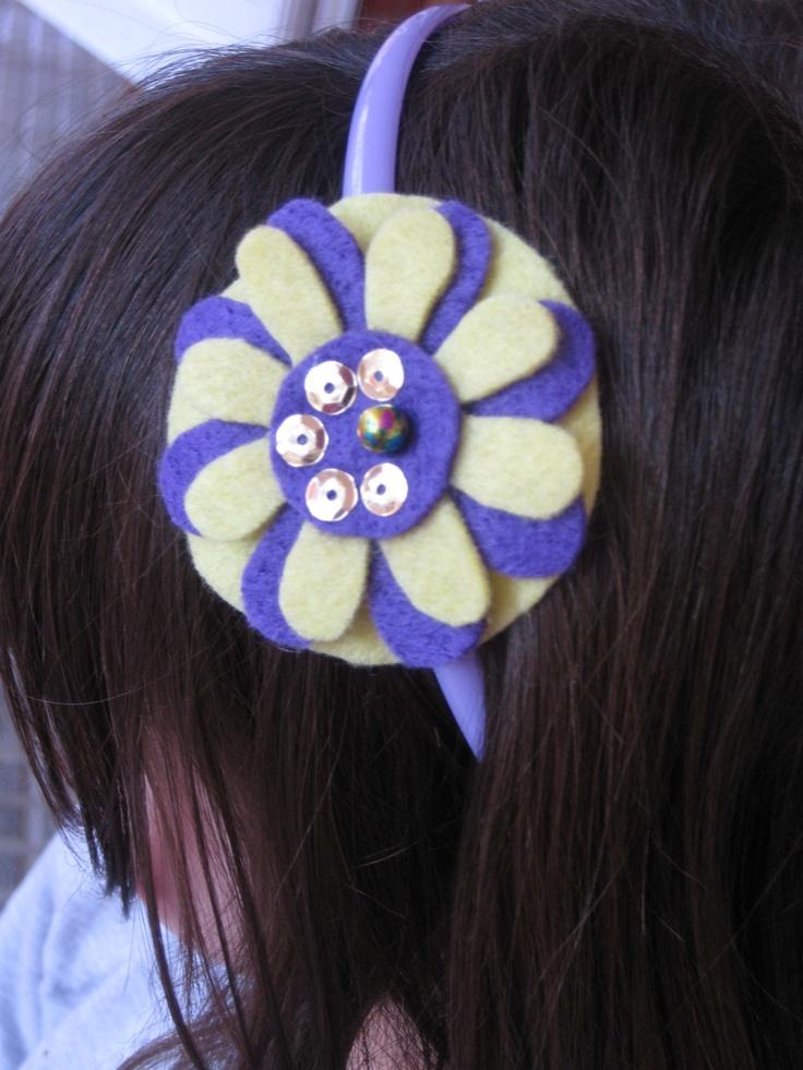 morado-amarillo con lentejuelas