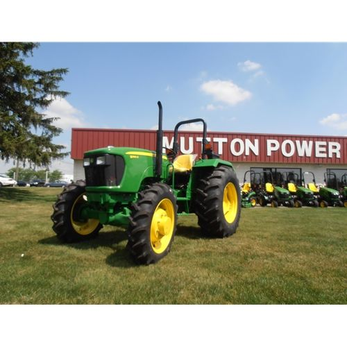 John Deere 5055E Utility Tractor -- Check it out at: http://www.muttonpower.com/store/p-4555-john-deere-5055e-utility-tractor.aspx