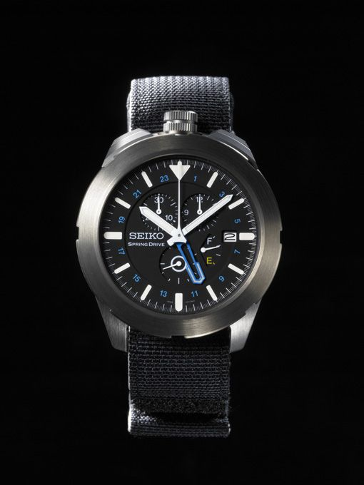 Seiko Spring Drive Spacewalk Limited Edition Watch