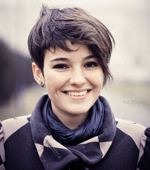 Edgy Punk Haircuts: 1000+ Ideas About Edgy Short Haircuts On Pinterest