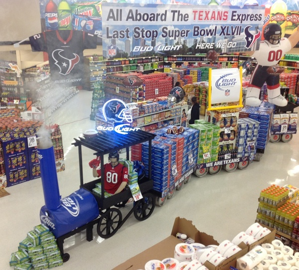 100 Best Images About Beer/soda Displays On Pinterest