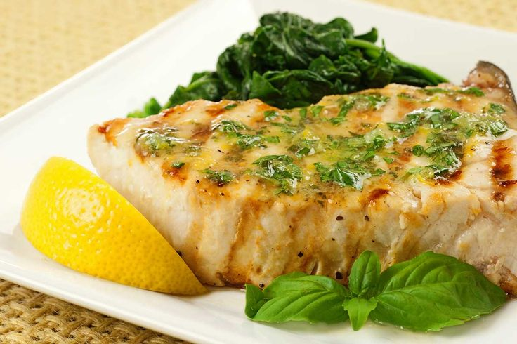 Swordfish Recipes Bbc Good Food