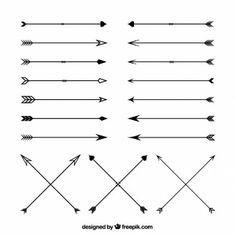 flechas cruzadas tatuagem - Pesquisa Google
