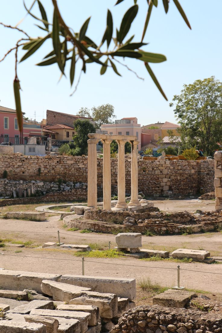 Agora, Athens