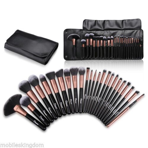 62158 Beauty-Makeup Ovonni Professional 24X Superior Cosmetic Makeup Tool Brush…