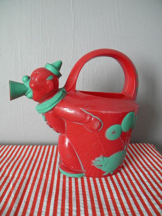 427 Best Sand Pails And Beach Toys Vintage Images On